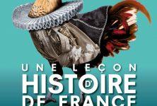 Révisez vos leçons d'histoire de France avec le panache de Maxime d'Aboville !