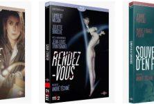 Trois films d'André Téchiné ressortent chez Carlotta