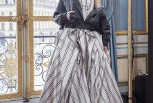 Le retour de Valentin Yudashkin au cours de la Fashion Week parisienne