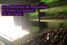La Plateforme de streaming de Toute La Culture est en ligne