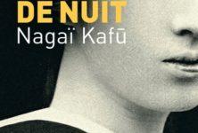 Voitures de nuit de Nagaï Kafu : voyage dans les quartiers du plaisir de Tokyo
