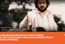 """Kubrick par Kubrick"" : l'Odyssée sonore"