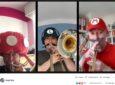 Ces musiciens qui se filment dans leur confinement (22)