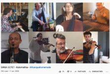 Ces musiciens qui se filment dans leur confinement (25)