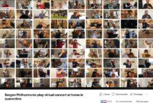 Ces musiciens qui se filment dans leur confinement (33)