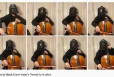 Ces musiciens qui se filment dans leur confinement (49)