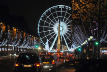 Paris revêt ses habits de fête