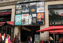L'UGC George V des Champs-Elysées annonce sa fermeture