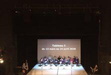 «Tenir paroles» : le Théâtre de la Ville sublime le confinement