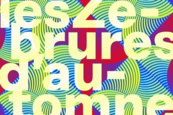 Zébrures d'automne 2020 : 2 x 2 pass pour tous les spectacles de la programmation à Limoges
