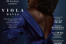 Viola Davis par Dario Carlmese : la Une historique et engagé du dernier Vanity Fair