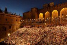 La Ministre de la Culture, Roselyne Bachelot, annonce un plan de reprise pour les festivals