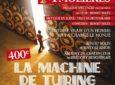 La Machine de Turing reprend dès le 20 août à Paris