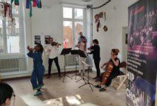 La baroque pulse autant que le Hip Hop au Lycée Théophile Gautier