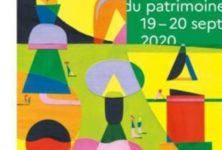 L'agenda du week-end des 19 et 20 septembre : Speciale JEP