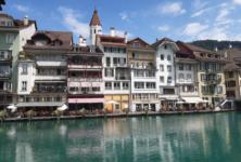 Suisse, partie 3 : Thoune, Lucerne et Bâle
