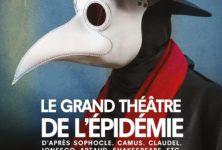 «Le grand théâtre de l'épidémie» de Christophe Barbier, au Poche Montparnasse