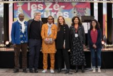 Les Zébrures d'Automne clôturent la rentrée littéraire avec ses remises de prix !