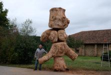 Yves Klein et Wang Keping, créer avec la nature