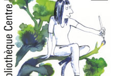 Catherine Meurisse dessine avec légèreté au Centre Pompidou