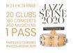 Jeu concours : gagnez un pass pour deux personnes pour le festival Jazz Sur Seine