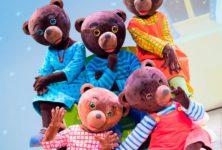 «Petit Ours Brun : le spectacle au cinéma», une découverte complice du 7e art à partager en famille