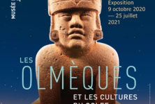 Les colosses Olmèques investissent le Musée du Quai Branly