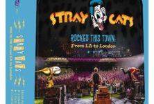 The Stray Cats «Rocked This Town: From La To London» : l'album live des 40 ans !