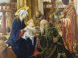 Allons découvrir Albrecht Altdorfer Au musée du Louvre.