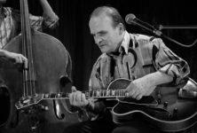 Marc Fosset, le guitariste de jazz français s'est éteint.