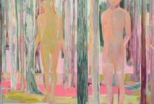 L'exposition et vente d'œuvres d'art «Jeunes pousses», un bol d'air frais et coloré
