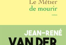 Le Métier de mourir de Jean-René Van der Plaetsen remporte le prix Renaudot des lycéens