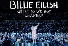 Billie Eilish annule sa tournée mondiale