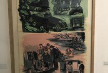 Exposition « Tout un film ! » : croisement entre dessin et cinéma au Drawing Lab