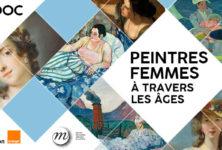 Peintres femmes à travers les âges : le MOOC du Grand Palais