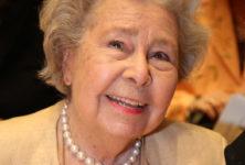 Adieu Madame Christa Ludwig !