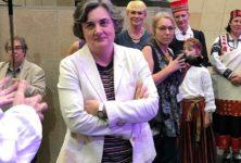 Laurence des Cars, première femme à diriger le Louvre