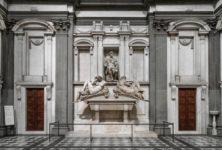 La restauration de la Chapelle des Médicis par une mystérieuse bactérie