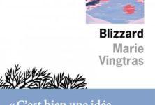 Blizzard de Marie Vingtras : Au cœur des ténèbres de la tempête