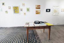 Exposition Yellow and bees (des Artistes & des Abeilles, épisode III), l'énergie d'une couleur et la vie des insectes