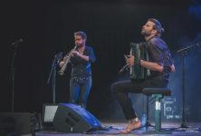 Jazz in Marciac : Emile Parisien et Vincent Peirani sur scène