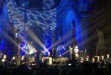 Laurent VoulzyEglise St Sulpice : un moment de grâce dans un cocon d'intimité !