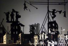 «Natchav», l'ombre amoureuse du cirque