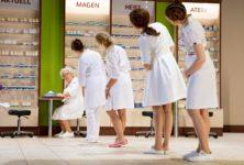 Le paradis pharmaceutique de Marthaler à Nanterre