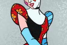 La passion des princesses de Romero Britto
