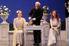 L'importance d'être constant avec Jeoffrey Bourdenet, au Théâtre Hébertot