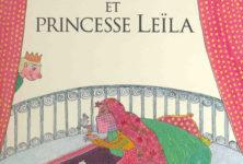 Livres jeunesse : La reine des bisous et Prince Arthur et princesse Leïla