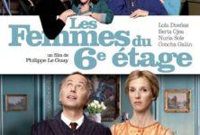 Les femmes du 6ème étage: Fabrice Luchini sous le charme de ses espagnoles