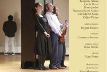 Théâtre de bouche de Ghérasim Luca poétise l'Epée de bois