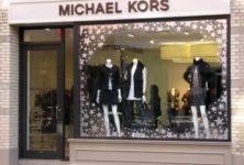 Michael Kors ouvre une boutique à Paris